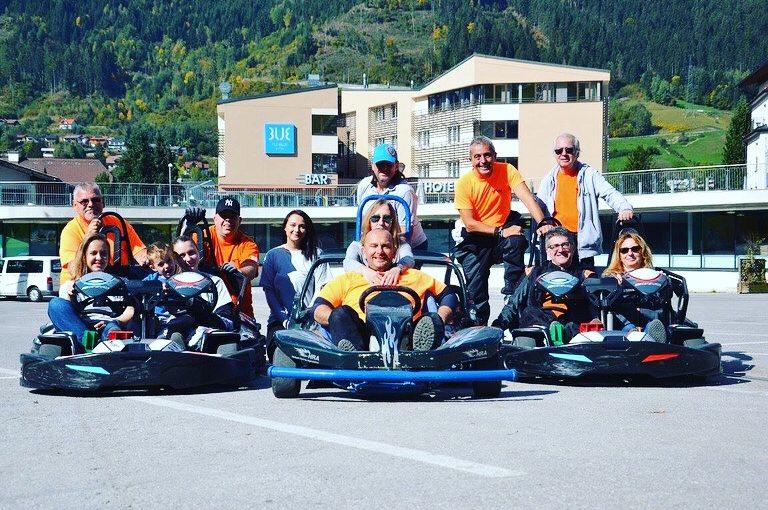 Rodinný športový týždeň v Rakúsku